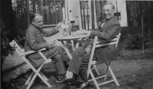 Paul Klee und Wassily Kandinsky in Dessau