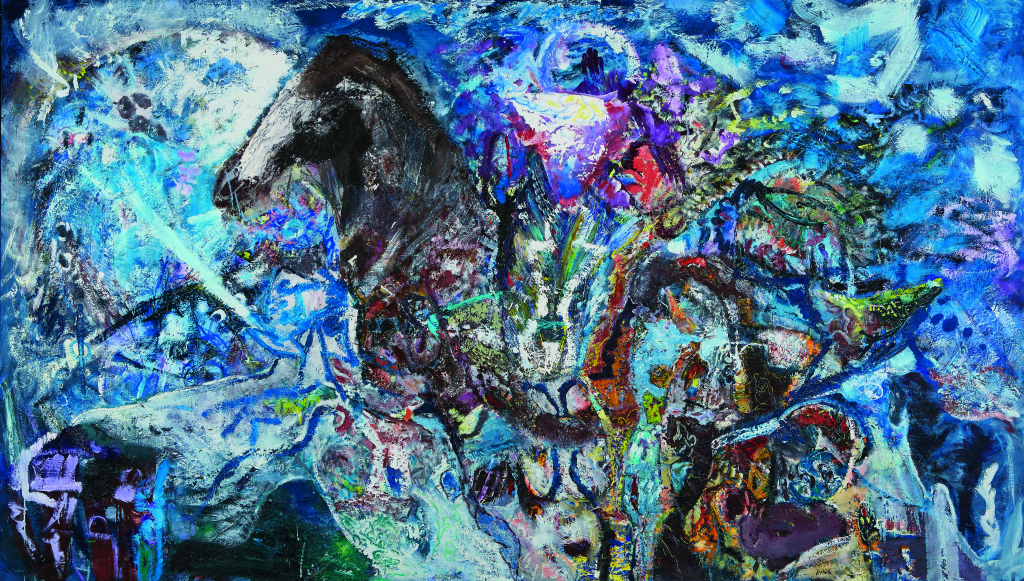 Werner Reinisch, Horse Nation, 1985-2000