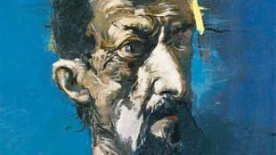 Arno Rink, Blaues Selbst