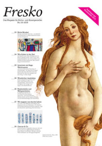 Fresko Magazin Ausgabe 03-15
