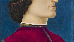 Sandro Botticelli, Giuliano de' Medici, 1478