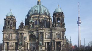 Berliner Dom Foto: Namiac