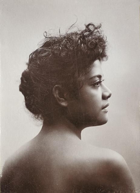 Fai Atanoa, aufgenommen 1896 © Foto: E. Neuhaus, Fotoarchiv Museum für Völkerkunde Hamburg