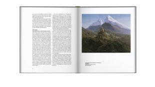 Innenseiten des Buches Der Berg – Schrecken und Faszination