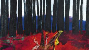 Rita de Muynck, Im Wald, 2012