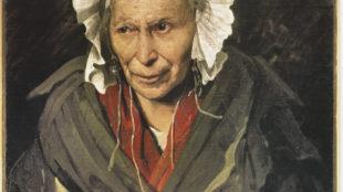 Theodore Gericault, La monomane de l´envie 1819/20