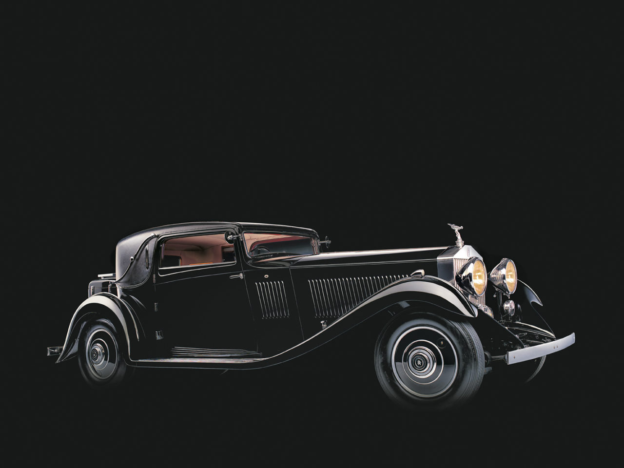Rolls-Royce Phantom II Continental © BMW Group, Foto: Johannes Riedel