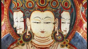 Mandala von Saravid Vairochana Foto: Peter van Ham