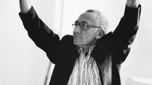 Gerhard Richter, 1993 © Foto: Benjamin Katz