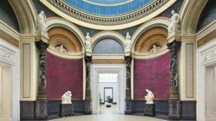 Alte Nationalgalerie, Kuppelsaal © Foto: Werner Huthmacher