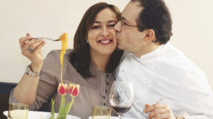 Elena und Gianluca: Genießen erlaubt © privat