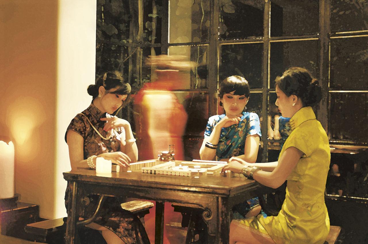 Xiao Hui Wang, Beschränktes Paradies Nr. 15, Fotografie, 2008 © Xiao Hui Wang
