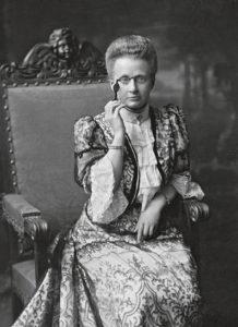 Prinzessin Therese von Bayern, um 1910 © Hauptstaatsarchiv, Stuttgart, GU 119, Bü 1166