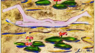 Salomé, Golden Swimmers, 2002 © VG Bild-Kunst, Bonn 2017