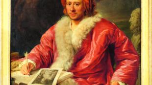 Anton von Maron, Bildnis Johann Joachim Winckelmann, 1768, Klassik Stiftung Weimar, Museen