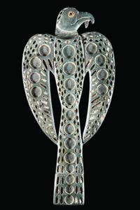 """""""Dschiroft""""-Spielbrett in Form eines Adlers, 3. Jt. v. Chr.;"""